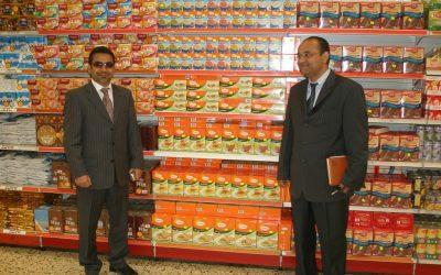 Pasta relaunch in het Midden-Oosten