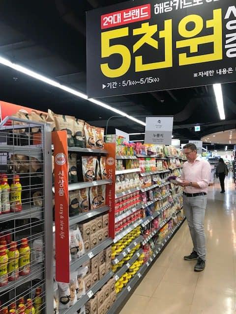 Trends in de Zuid-Koreaanse retail