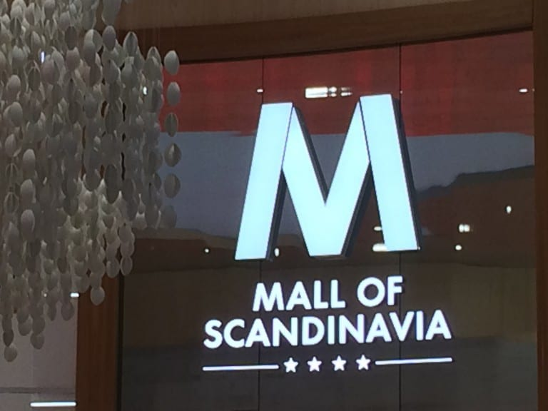 Experience the Mall of Scandinavia