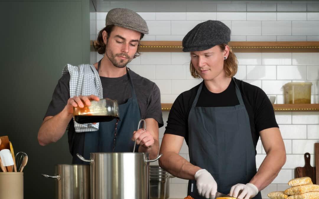 Centuries-old fermentatation technique all hot again