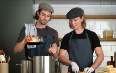 Eeuwenoude fermentatietechniek weer helemaal hot