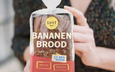 Sunt launches banana bread at Rewe